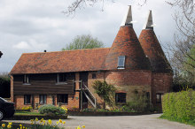 Tonbridge, The Oast House, Forest Farm, Kent © Oast House Archive
